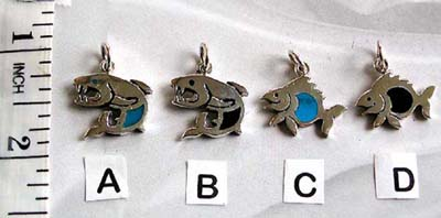 Wholesale sterling silver jewelry, Chinese Zodiac symbol sterling